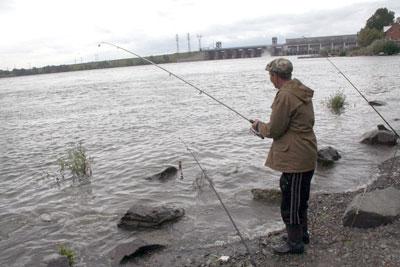 платная рыбалка на новосибирской гэс